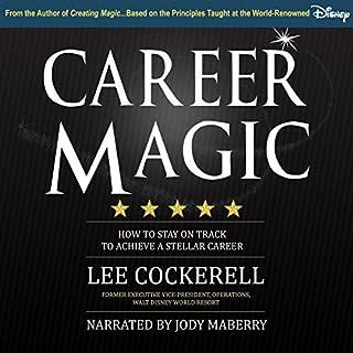Career Magic audiobook cover art