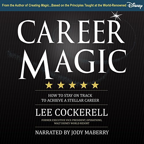 Career Magic audiobook cover art