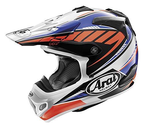 Arai VX-Pro 4 Spike Blue Motocross Helmet