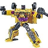 siyushop Transformar El Robot De La Acción De La Acción del Robot, Autobot, El Juguete del Modelo De Robot, Juguete De La Deformación Infantil - Regalo De Robot Niños ( Color : Yellow )
