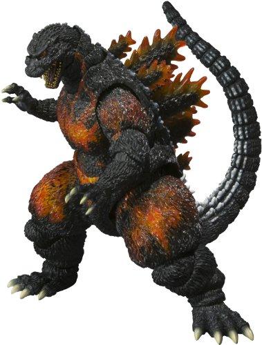 Bandai Tamashii Nations Burning Godzilla - S.H. MonsterArts (japan import)