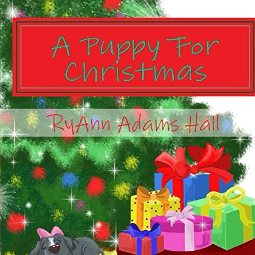 A Puppy for Christmas  audiobook cover art