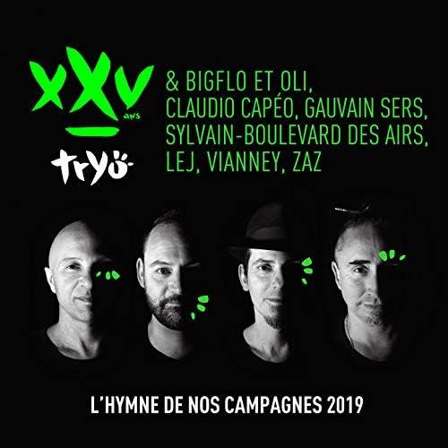 Tryo feat. Bigflo & Oli, Claudio Capéo, Gauvain Sers, Boulevard des Airs, L.E.J, Vianney & Zaz