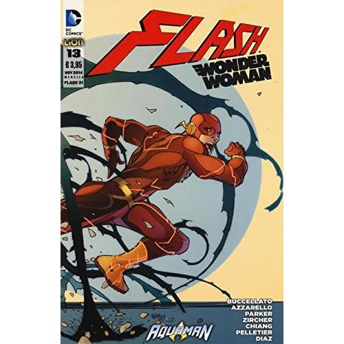 Flash. Wonder Woman (Vol. 13)