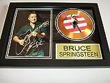 Disco dorado firmado por Bruce Springsteen 5