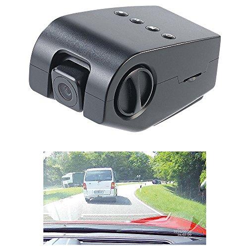 NavGear Unauffällige Dashcam: Versteckte Full-HD-Windschutzscheiben-Dashcam MDV-4300.Mini (Kleine Unauffällige Dashcam)