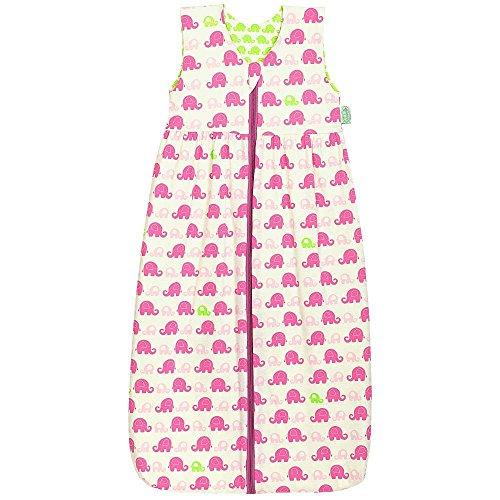 Odenwälder 1374-1196 Jersey Schlafsack Anni Gr. 90cm Funny Fant pink