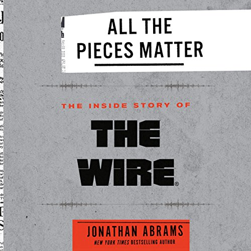 All the Pieces Matter audiobook cover art