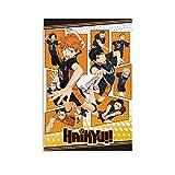 KFMD Volleyball Anime Poster Haikyuu Shoyo Hinata Poster