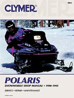 Polaris Snowmobile 90-95 (Clymer Snowmobile Repair Series)