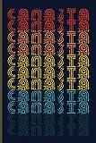 VINTAGE RETRO CANASTA: CANASTA Notebook Journal Gift;Vintage Retro Design; Notebook Planner - 6x9 inch Daily Planner Journal, To Do List Notebook, Daily Organizer, 120 Pages