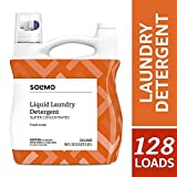 Amazon Brand - Solimo Concentrated Liquid Laundry...