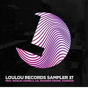 Loulou Records Sampler Vol. 37