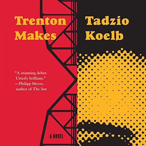 Trenton Makes audiobook cover art