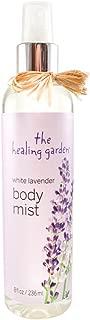 Parfums De Coeur The Healing Garden Body Mist, White Lavender, 8.0 Fluid Ounce