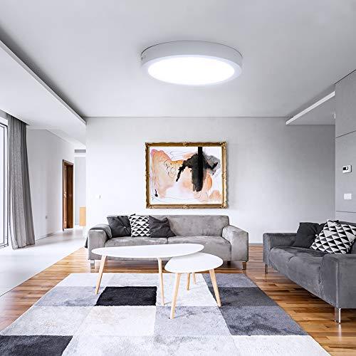 OUSFOT Iluminación de techo de interior