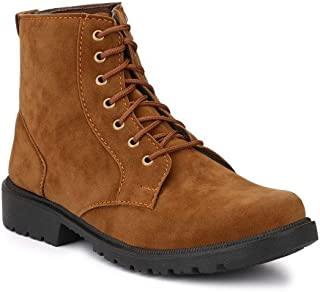 Big Fox Men's Classic Suede Boots
