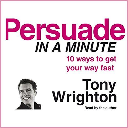 Persuade in a Minute cover art
