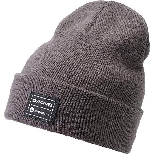 Dakine Erwachsene Headwear Cutter Beanie, Charcoal, One Size, 10002655