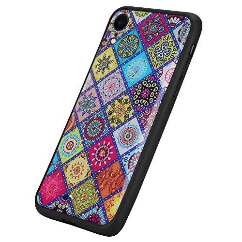『カバー、快適な手触りの電話ケース、TPU素材の衝撃吸収性デザインにより携帯電話を保護(iphone XR)』の6枚目の画像