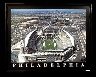 Framed Philadelphia Eagles, Lincoln Field Aerial Photograph Print