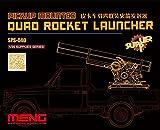 Meng SPS-040 - Lanzador de cohetes de 35 pinzas , color/modelo surtido