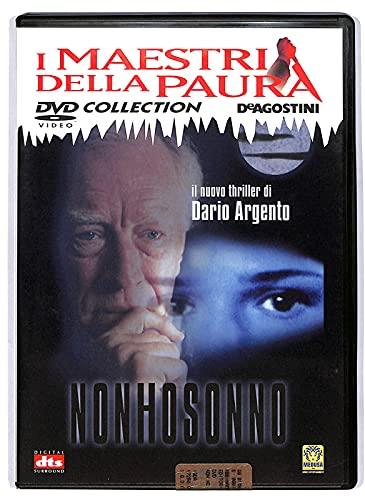 EBOND I Maestri Della Paura - Non Ho Sonno DVD Editoriale
