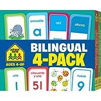 Bilingual/ Bilinguee (Flash Card 4-pk)