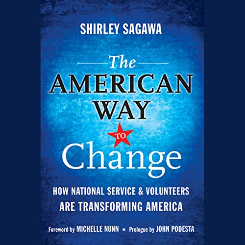 The American Way to Change cover art