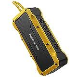 POWERADD Enceinte Bluetooth Portable 36W Basse de Son Puissante, Haut-Parleur IPX7, Musique de 24H, Grande Capacité...