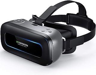 DBGS VR Realidad Virtual 3D Glasses, Puede conectarse a Wi-Fi / 5,5 Pulgadas VR Todo-en-uno, una función de Almacenamiento de 16G, Android 4.4 Sistema de Encargo multidimensional