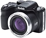 kodak az422, bridge camera 20mp 1/2.3 ccd 5152 x 3864pixels, nero
