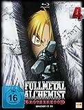 Fullmetal Alchemist: Brotherhood - Volume 4 (Digipack im Schuber mit Hochprägung und Glanzfolie) (2 Disc Set) [Blu-ray] [Limited Edition] [Alemania]