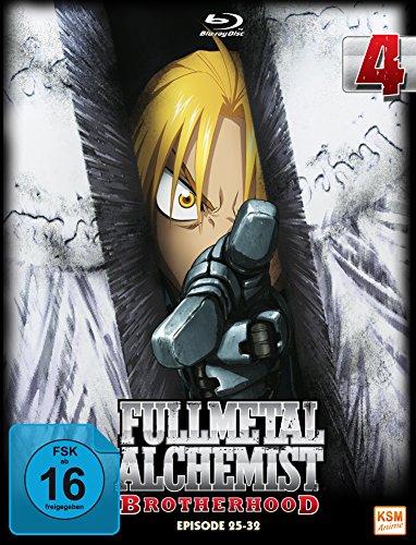 Fullmetal Alchemist: Brotherhood - Volume 4 (Digipack im Schuber mit Hochprägung und Glanzfolie) (2 Disc Set) [Blu-ray] [Limited Edition]