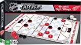 MasterPieces NHL Detroit Red Wings Checkers Board Game
