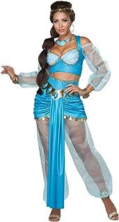 Womens Arabian Princess Jasmine Costume
