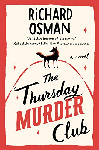 The Thursday Murder Club: A Novel by [Richard Osman]