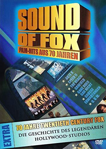 SOUND OF FOX / Film-Hits aus 70 Jahren - 70 Jahre Twentieth Century Fox / Die Geschichte des legendären Hollywood-Studios (2 DVD)