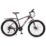 Frezon 27.5 inches Wheels 21 Speed Unisex Adult Mountain Bike Bicycle MTB