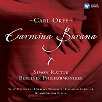 Orff: Carmina Burana by Sir Simon Rattle (2005-01-25)