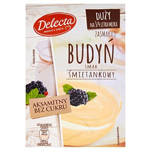 Cream Pudding - Budyń śmietankowy