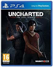 Uncharted The Lost Legacy (PS4)