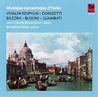 Romantic Music of Italy by Vivaldi (2013-05-03)