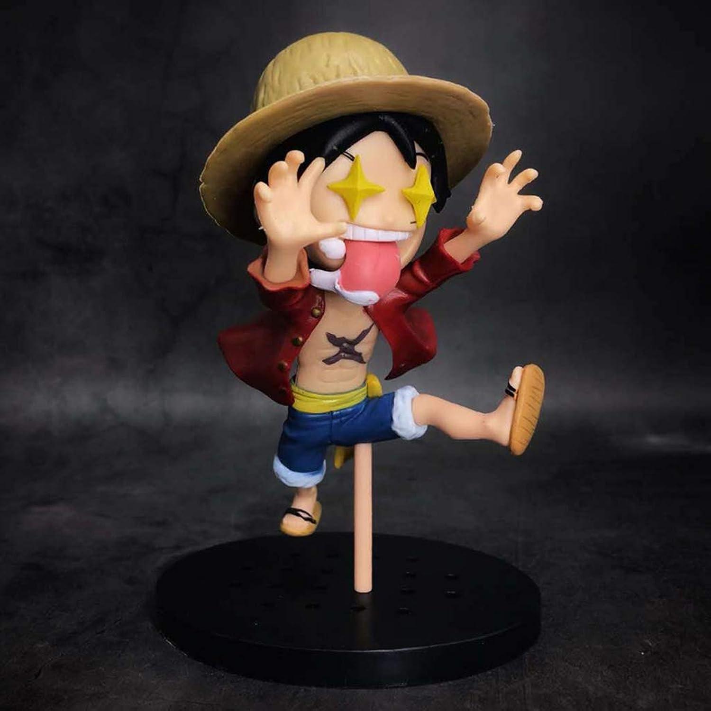 El ultimo 2018 HYBKY Mosca Accesorio De Montaña Estatua Modelo Modelo Modelo De Juguete De Una Pieza Decoración De Personajes De Dibujos Animados   17CM   14CM Decoración Artesanía Estatua de Anime (Color   A)  mejor oferta