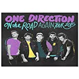 LDTSWES® Rompecabezas, Rompecabezas de Madera de 1000 Piezas de la Banda británica One Direction, para Rompecabezas de ensamblaje de Juguetes de descompresión Creativa