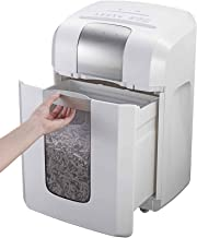 $557 » 8 Sheet Manual Shredder Office Paper shredders, 4-Level confidentiality, 16L Large Capacity, 40min Continuous Work, Double...