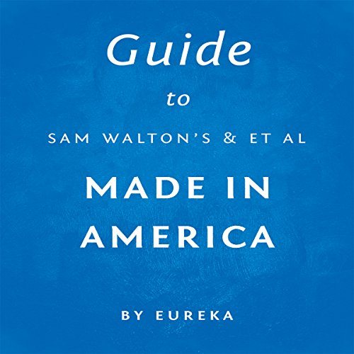 Guide to Sam Walton's Made in America audiobook cover art