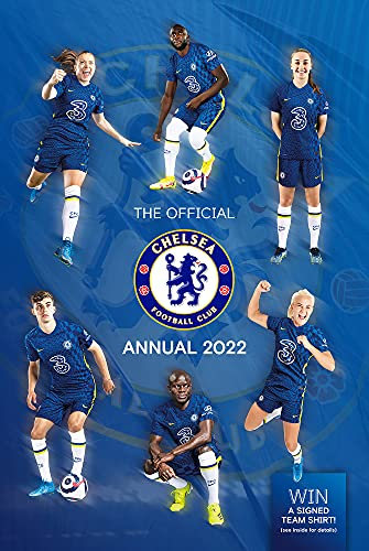The Official Chelsea FC Annual 2022