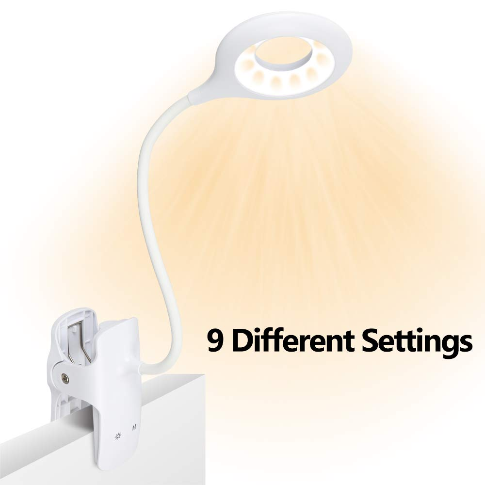 LVJING Different Settings Rechargeable Flexible