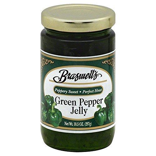 Braswell Jelly Pepper Green, 10.5 oz